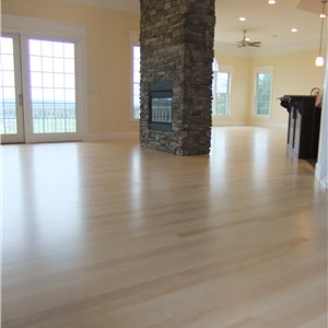 Stain Hardwood Floors