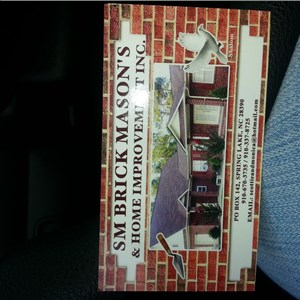 Sm Brick Masons & Home Improvement Incorporated Logo