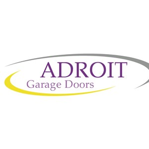 Adroit Garage Doors Logo