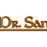 Mr. Sandless Logo