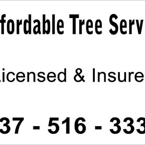 Affordable Tree Care Logo