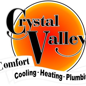 Crystal Valley Heating & Air Conditioning Logo