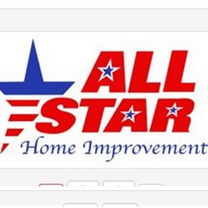 All Star Home Improvement Logo