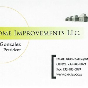 G&A Home Improvements LLC Logo