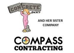 Concrete Jacky Logo