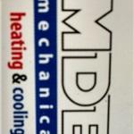 Mdb Mechanical Logo