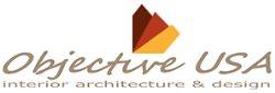 Objective Usa - Interior Design Logo