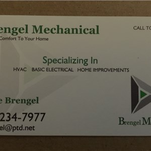 Brengel Mechanical Cover Photo