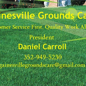 Gainesville Grounds Care LLC Logo