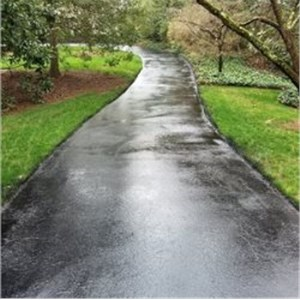 A1  Asphalt Paving & Seal Coating. Logo