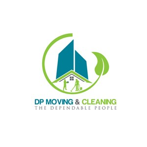 DP Moving & Cleaning Logo