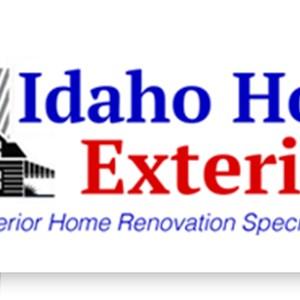 Idaho Home Exteriors Logo