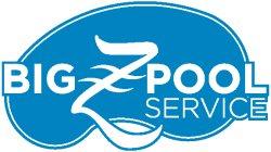 Big Z Pool Service Logo