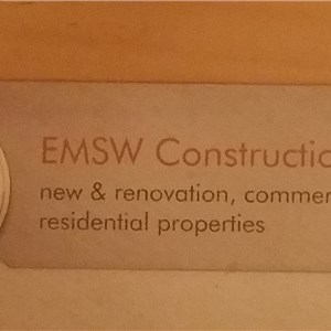 Emsw Construction llc Cover Photo