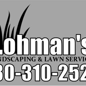 Lohmans Landscaping & Lawn Service Logo