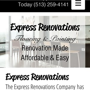 Express Renovations LLC Logo