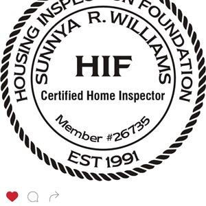 Srw Home Inspections Logo