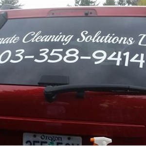 Altimate Cleaning Solutions LLC Logo