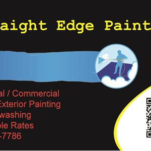 Straight Edge Paints Logo