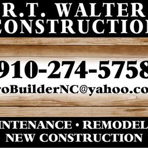 RT Walter Construction llc Logo