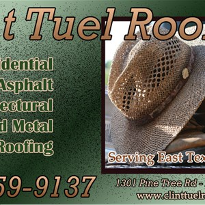 Clint Tuel Roofing, LLC Cover Photo