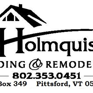 Holmquist Building & Remodeling Cover Photo