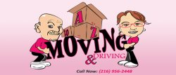 A To Z Moving and Driving, LLC Logo