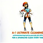A1 Ultimate Cleaning Logo