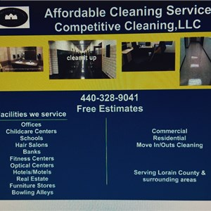 Competitive Cleaning Cover Photo