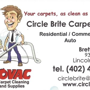 Circle Brite Carpet Care Logo
