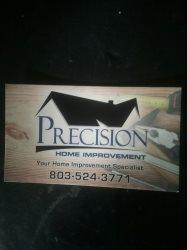 Precision Home Improvement Logo
