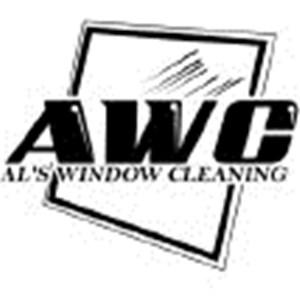 Als Window Cleaning Logo