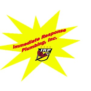 Immediate Response Plumbing Logo
