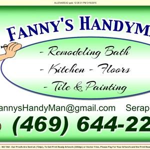 Fannys Handyman Cover Photo