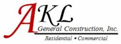 Akl General Contractors Logo