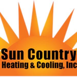 Sun City Heating & Cooling Logo