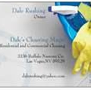 Dales Las Vegas Cleaning Magic Cover Photo