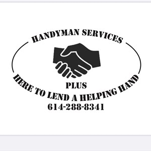 Handy Man Services Plus Logo