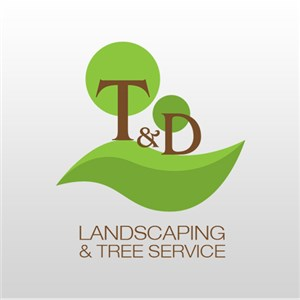 T N D Tree Service And Removal Logo
