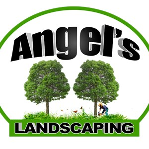 Angel Landscaping Logo