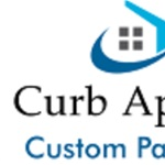 Curb Appeal Custom Painting Logo