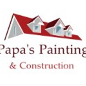 papas professional painting & construction  LLC Logo