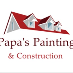 papas proffessional painting & construction  LLC Logo