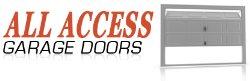 All Access Garage Doors Logo