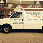 Brahim Haidarah Plumbing &heating&drain Cleaning Logo