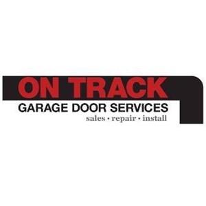 On Track Garage Door Services Logo