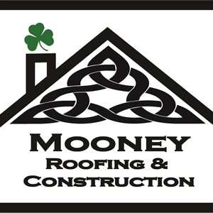 Mooney Roofing & Construction Logo