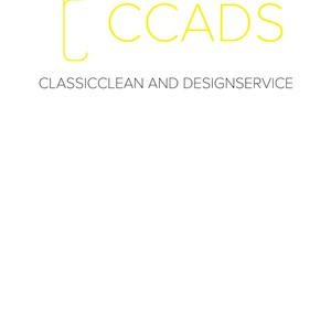 Classic Clean And Design Service Logo