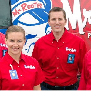 Mr. Rooter Plumbing of Mchenry County Logo