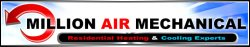 Million Air Mechanical, Inc. Logo